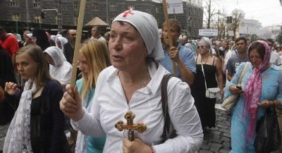 УПЦ: Европу беспокоит нарушение прав верующих на Украине