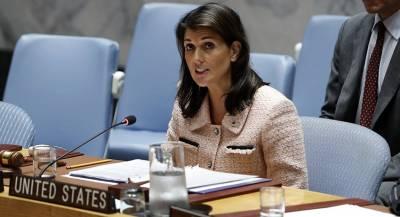 Постпред США при ООН назвала правильным решение по Идлибу