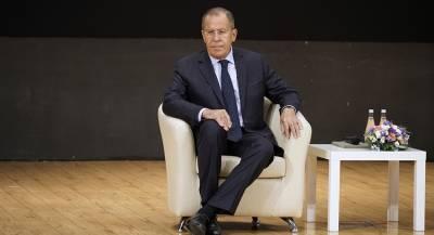 Лавров запланировал визит в Берлин
