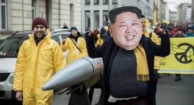 Китай поприветствовал шаги по денуклеаризации КНДР