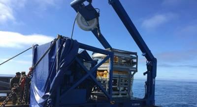 Компания из США начала поиск подлодки San Juan