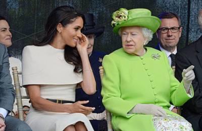 Елизавета II заставила Меган Маркл заморозить яйцеклетки