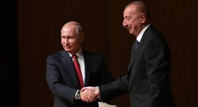 Россия и Азербайджан наращивают партнёрство
