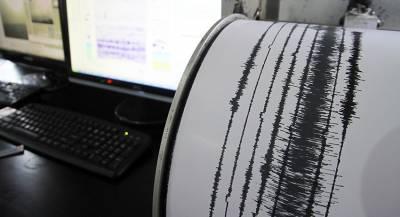 Уберегов Фиджи произошло землетрясение