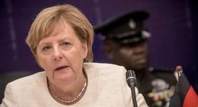 Националисты догнали Меркель