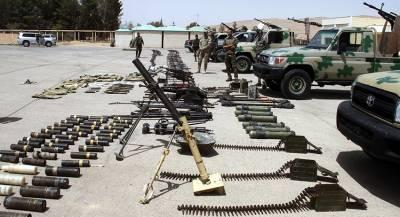 Сирия обвинила США в поставках оружия боевикам