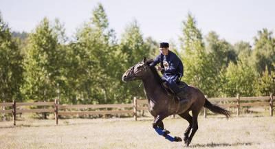 В Киргизии открыли Всемирные игры кочевников