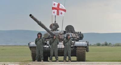 Столтенберг обещал помочь Грузии вступить в НАТО