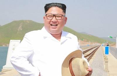 Ким Чен Ын пропал