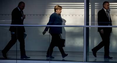 Шпионы ослабили Меркель