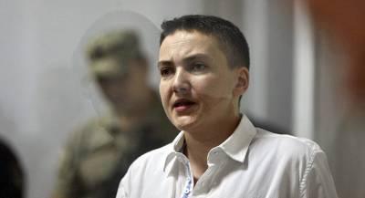 Савченко отказалась сотрудничать со следствием