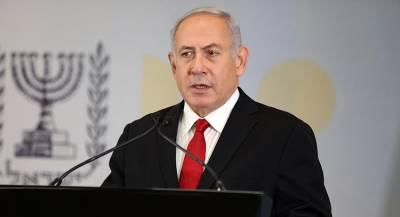 Нетаньяху назвал цель визита главкома ВВС в Москву