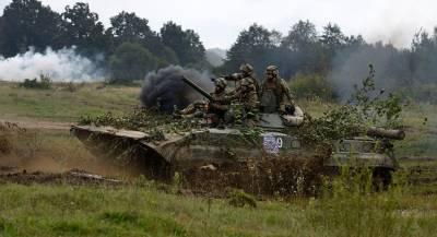 ВСУ заявила об обстрелах со стороны Донбасса
