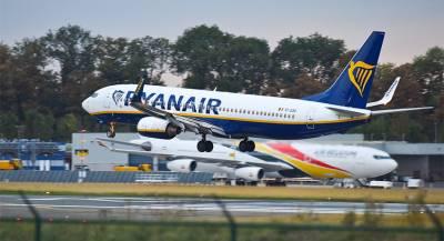 Персонал авиакомпании Ryanair вФРГ объявил озабастовке