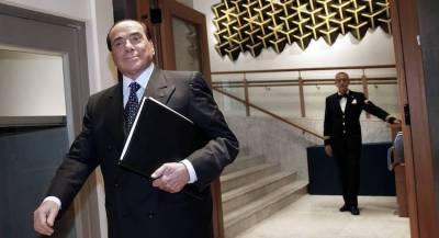 Берлускони решил баллотироваться в Европарламент