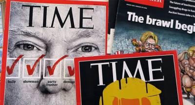 Журнал Time продали второй раз загод