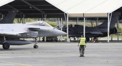 Эксперт оценил готовность Франции ударить по Сирии