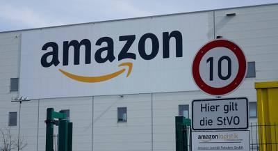 В работе Amazon произошел сбой