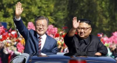 КНДР и Южная Корея подписали военное соглашение