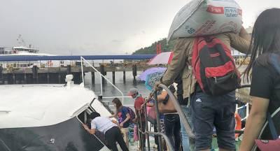 На Филиппинах люди погибли из-за тайфуна
