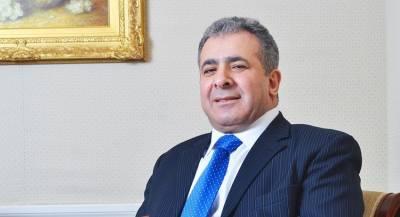 Посла Палестины вызвали в МИД Украины