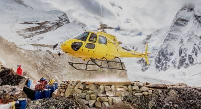 Пассажиры упавшего в Непале вертолёта погибли