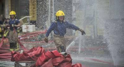 Люди погибли в Китае при взрыве бытового газа