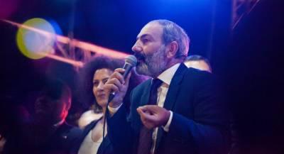 Глава Армении отказался от разговоров о вступлении в НАТО