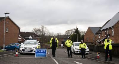 Полиция нашла связь между Солбсери и Эймсбери