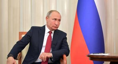 Путин прибыл на заседание Совета глав СНГ