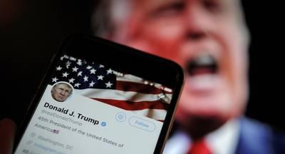 МИД Германии пожаловался на Twitter Трампа
