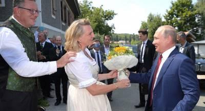 Глава МИД Австрии призвала ЕС по-другому посмотреть на РФ