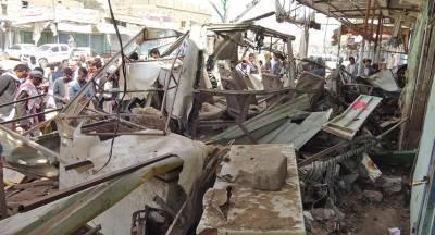 Саудовская Аравия нанесла удар по радиостанции в Йемене