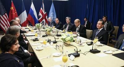 Лавров «позавтракал» с членами Совбеза ООН