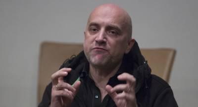 Прилепин обвинил Киев в причастности к гибели Захарченко