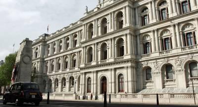 МИД Великобритании пообещал покончить с сетью агентов ГРУ