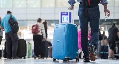 Мужчина пытался вывезти девушку в Турцию в чемодане
