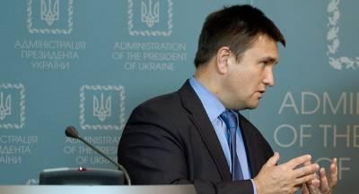 Климкин отправит консула Венгрии на родину