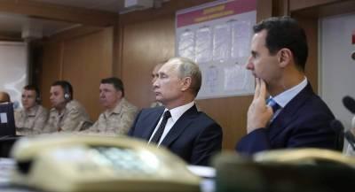 Башар Асад проигнорировал катастрофу Ил-20