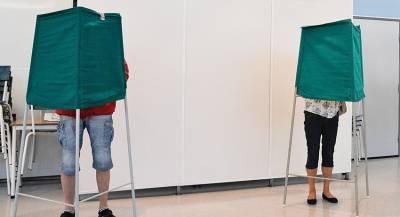 В Швеции открылись участки на парламентских выборах