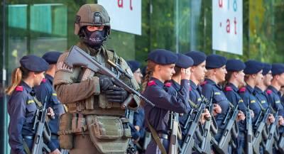 В Австрии задержан вломившийся в чужой дом украинец