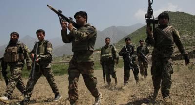 «Талибан» уничтожил десятки силовиков в Афганистане