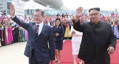 КНДР и Южная Корея завершили первые переговоры