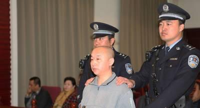 ВКитае казнили убийцу школьников