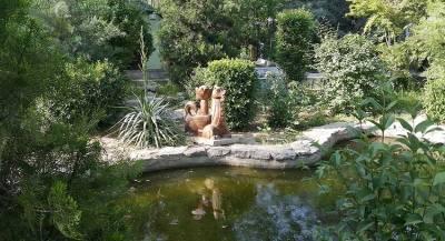 Вековой Ботанический сад в Ашхабаде снесут под застройку