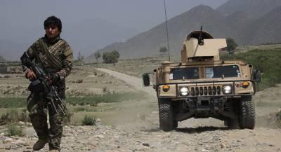 Британия увидела угрозу вИГ изАфганистана