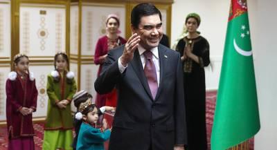 Семья президента: Гурбангулы Бердымухамедов