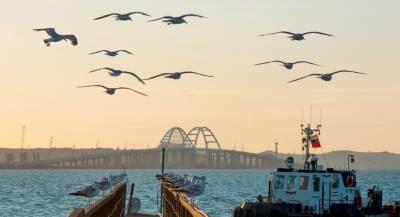 В Крыму задержано украинское судно