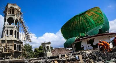 ЕС поможет Индонезии устранить последствия землетрясения