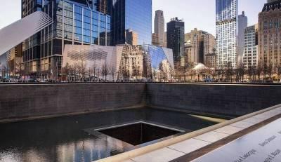 Останки жертв теракта в США ещё находятся на опознании